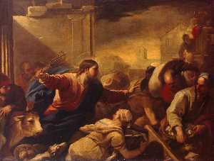 Expulsion of the Moneychangers from the Temple