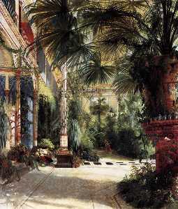 Friedrich Wilhelm III's Palm Court