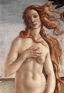 The Birth of Venus (detail) (10)