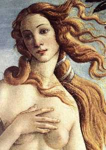 The Birth of Venus (detail) (11)