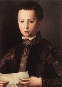 Portrait of Francesco de Medici