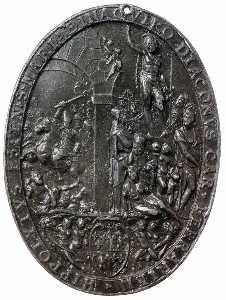 Seal of Cardinal Ippolito d'Este