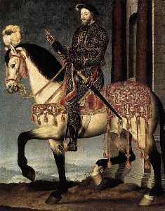 Portrait of Francis I, King of France