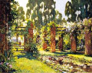Lily Pond, El Encanto, Santa Barbara