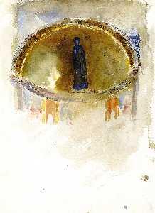 Madonna, Mosaic, Saints Maria and Donato, Murano