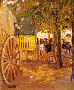 The Market Cart, Brittany