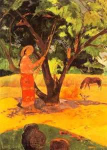 Mau Taporo (also known as The Lemon Picker)