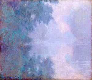 Morning on the Seine, Mist