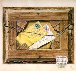 Mr. Abraham Wiltsie's Rack Picture