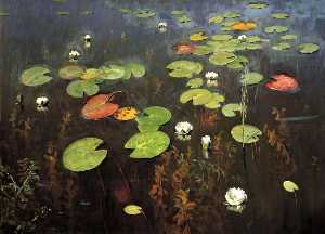 Neuphars (also known as Water Lilies)