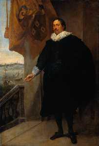 Nicolaes van der Borght, Merchant of Antwerp