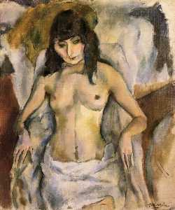 Nude in an Armchair