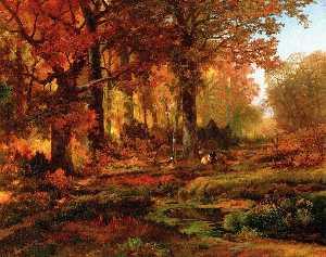 Nutting, Autumn