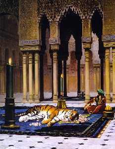 The Pasha's Sorrow (also known as Dead Tiger)