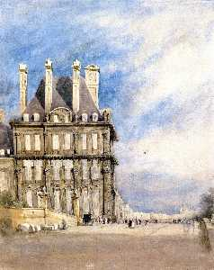 Pavillon de Flore, Tuileries, Paris