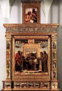 Pesaro Altarpiece