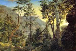 The Pinkham Notch, White Mountains