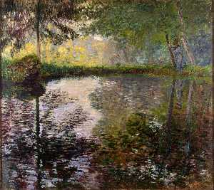 The Pond at Montgeron