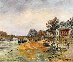 The Pont Marie de Paris