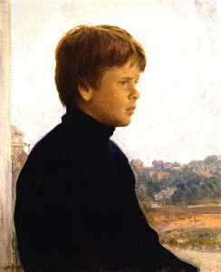 Portrait of a Boy (Ted)