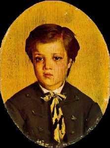 Portrait of Francesco Boldini