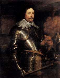 Portrait Of Frederik Hendrik