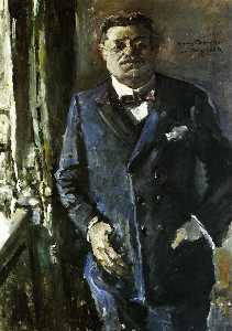 Portrait of Friedrich Ebert