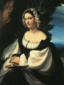 Portrait of a Gentlewoman