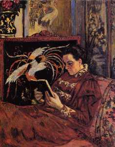 Portrait of Madame Guillaumin