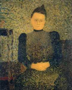 Portrait of Marie Vuillard