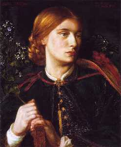 Portrait of Maria Leathart