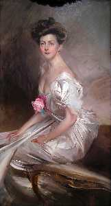 Portrait of Mrs. Whitney Warren