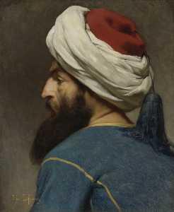 Portrait of an Ottoman