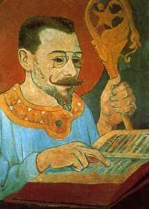 Portrait of Paul Ranson