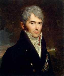 Porträt von prinz viktor kochubey