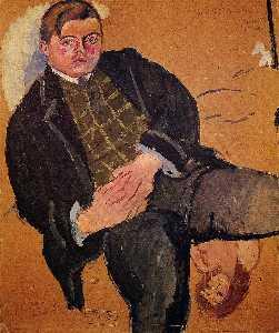 Portrait of William Howard