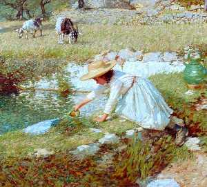 A Provençal Stream