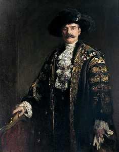 The Right Honourable Sir Charles Cheers Wakefield, Mayor of London