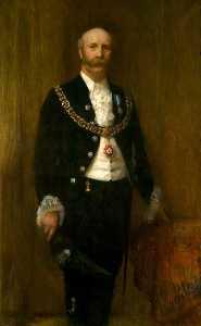 Sir Herbert Marshall, Mayor of Leicester