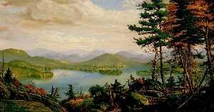 Smith's Lake, Adirondacks, N.Y.