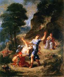 Spring - Orpheus and Eurydice