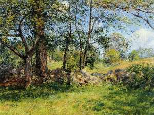 Summer Landscape (also known as Summertime)