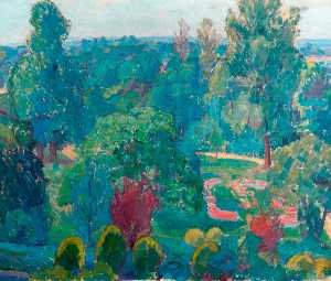 The Terrace Gardens