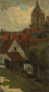 The Tower of Gorkum