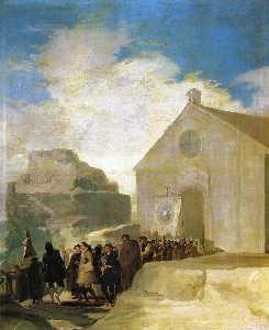 Village Procession