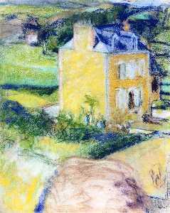 Villa at Saint-Jacut