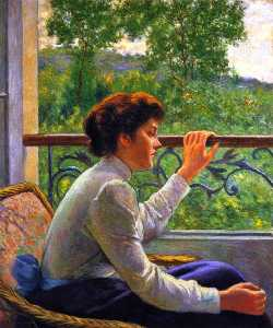 'Waiting (also known as Girl by the Window)'