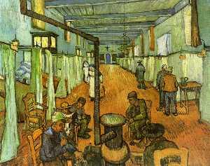Ward in the Hospital at Arles