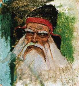The Wizard Väinämöinen