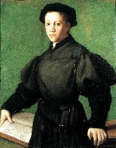 Portrait de lorenzo lenzi